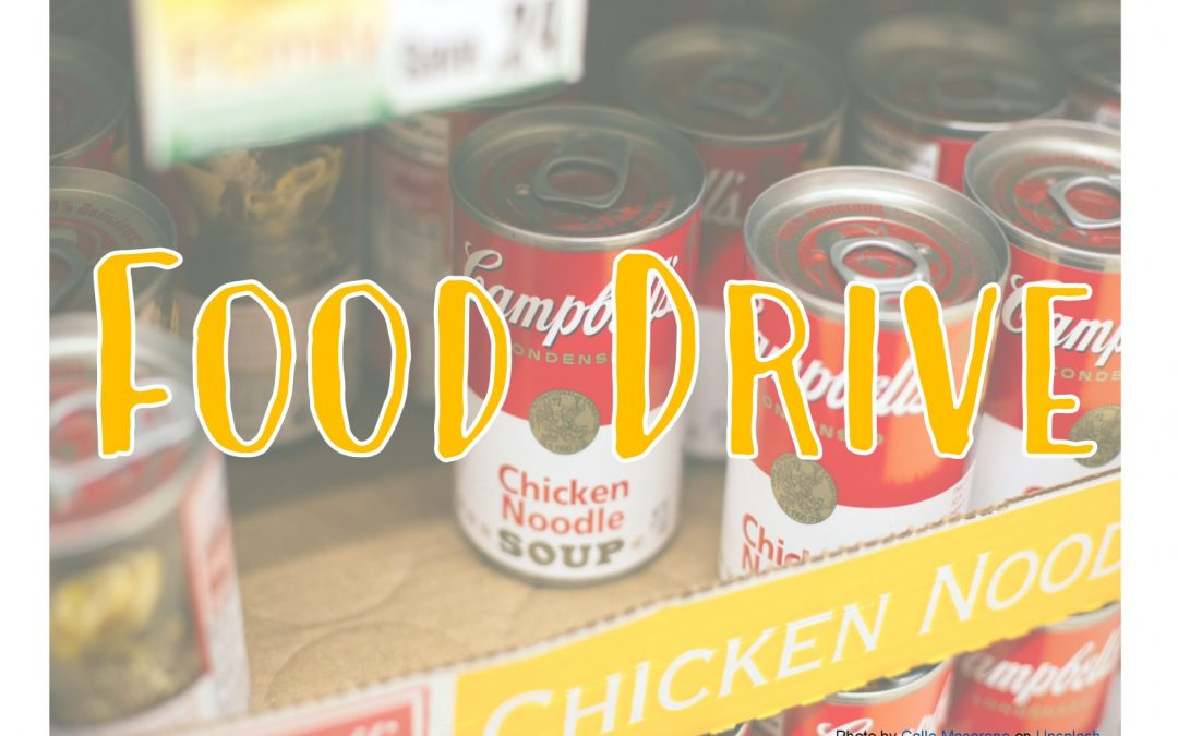 Food and Essential Items Drive